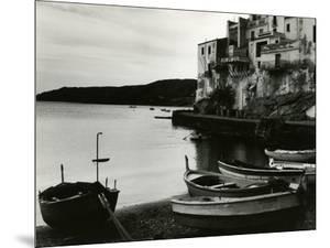 Harbour Scene, Spain, 1960 by Brett Weston