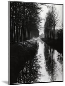 Holland Canal, 1973 by Brett Weston