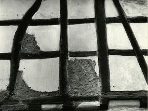 House Detail, Europe, 1971 by Brett Weston