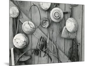 Hubcaps, 1940 by Brett Weston