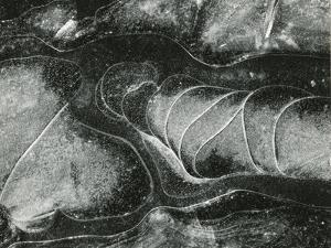 Ice Formation, 1965 by Brett Weston