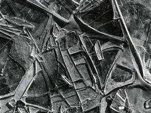 Ice Formation, c. 1970 by Brett Weston