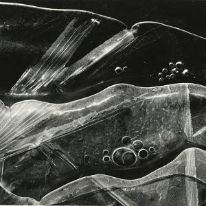 Ice Formation, Oregon, 1970 by Brett Weston