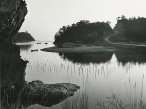 Inlet, Japan, 1970 by Brett Weston