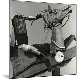 Junkyard Sculpture, c. 1950 by Brett Weston