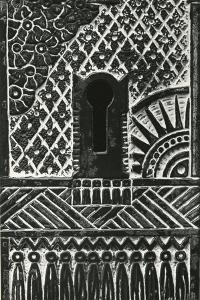 Key Face Plate, 1975 by Brett Weston