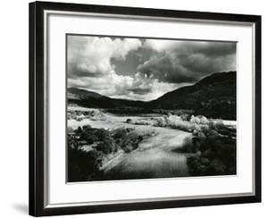 Landscape, Carmel Valley, 1952 by Brett Weston