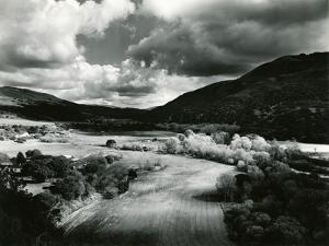 Landscape, Carmel Valley, 1952 by Brett Weston