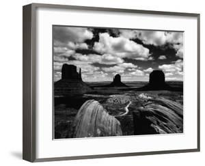 Landscape, Monument Valley, Utah, 1969 by Brett Weston