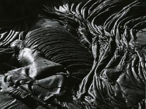 Lava, c. 1980 by Brett Weston