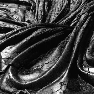 Lava, Hawaii, c. 1980 by Brett Weston