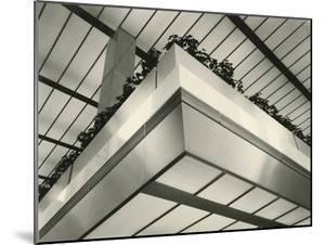Manufacturers Hanover Trust, New York, 1956 by Brett Weston