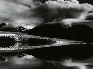 Mendenhall Glacier, c. 1973 by Brett Weston