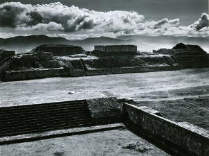 Monte Alban, Mexico, 1964 by Brett Weston