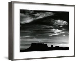 Monument Valley, c. 1970 by Brett Weston