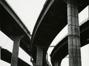 Overpass, Oregon, 1970 by Brett Weston