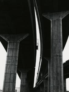 Overpass, Oregon, 1973 by Brett Weston