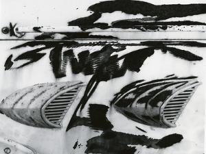 Paint and Metal, 1973 by Brett Weston