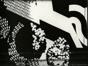 Paint and Wall, c.1970 by Brett Weston