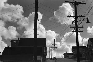 Power Lines, San Francisco, 1938 by Brett Weston