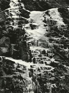 Rock and Ice, Japan, 1970 by Brett Weston