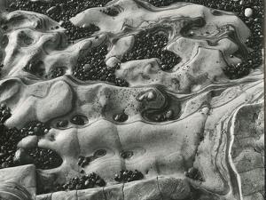 Rock and Pebbles, c.1950 by Brett Weston
