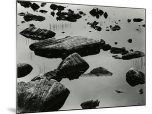 Rock and Water, Scotland, 1960 by Brett Weston