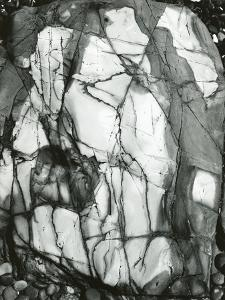 Rock Formation, Baja California, 1968 by Brett Weston