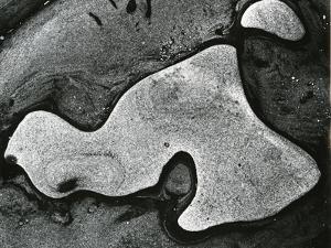 Rock Formation , c. 1960 by Brett Weston