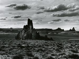 Rock Formation, Desert Landscape, c. 1970 by Brett Weston