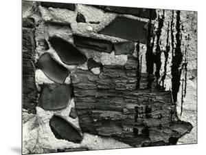 Rock Formation, Europe, 1971 by Brett Weston