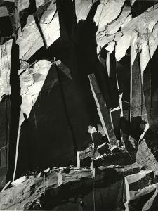 Rock Wall, California, 1969 by Brett Weston