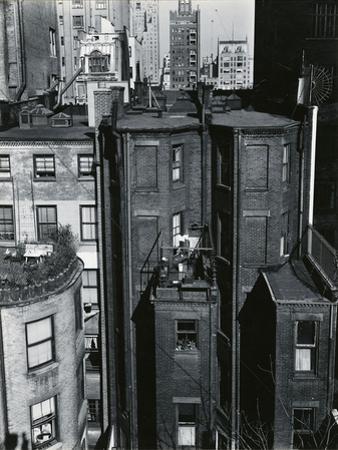 Rooftops, New York, 1946 by Brett Weston