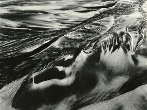 Sand and Water, 1970 by Brett Weston