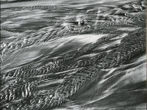 Sand and Water, c. 1965 by Brett Weston