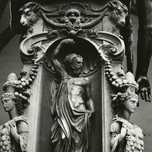 Sculpture, Europe, 1971 by Brett Weston