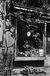 Shoe Repair Shop, New York, 1943 by Brett Weston