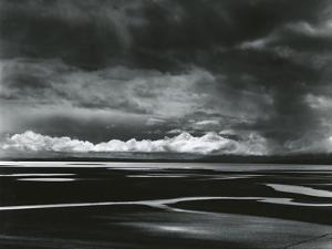Shoreline, Big Sur, 1955 by Brett Weston