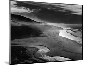 Shoreline, Big Sur, 1981 by Brett Weston