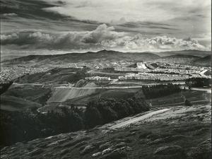 Skyline, San Francisco, 1939 by Brett Weston