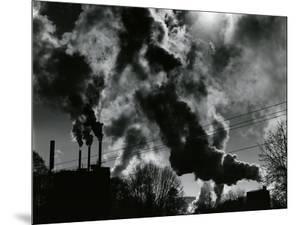Somestacks, c. 1975 by Brett Weston