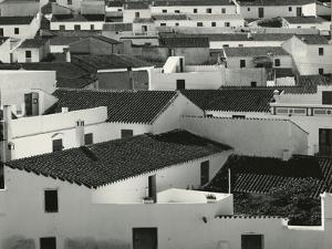 Spanish Village Rooftops, 1960 by Brett Weston