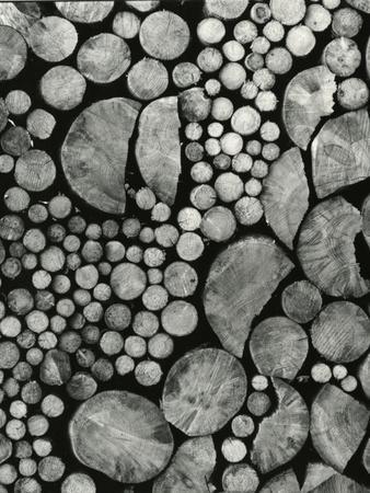 Stacked Wood, c.1970