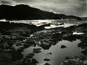 Storm Over Point Lobos, California, 1954 by Brett Weston