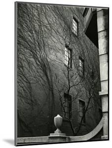 Sutton Place, New York, 1943 by Brett Weston