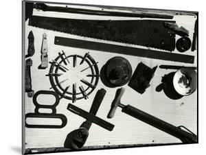 Tools, c. 1940 by Brett Weston