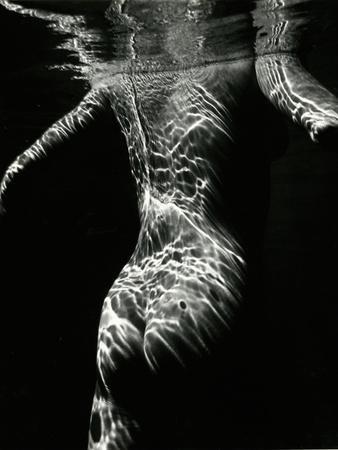 Underwater Nude, 1979