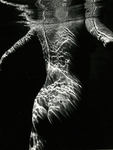 Underwater Nude, 1979 by Brett Weston
