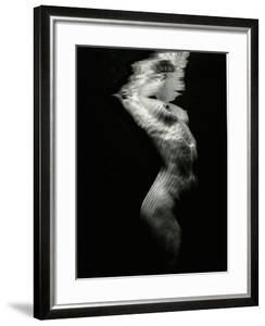 Underwater Nude, 1980 by Brett Weston