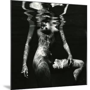 Underwater Nude, c.1980 by Brett Weston